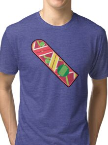 NOW IS THE FUTURE - Board 2015 Tri-blend T-Shirt