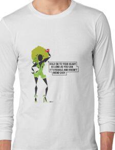 Heart Filled Mend~(C) 2011 Long Sleeve T-Shirt