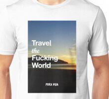 Pura Vida - Travel the world Unisex T-Shirt