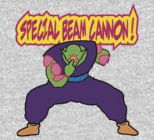 Piccolo - Special Beam Cannon by SEZGFX
