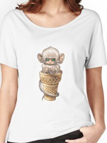 SOFT SERVE Women's Relaxed Fit T-Shirt