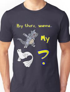Pokemon Pickup Line Unisex T-Shirt