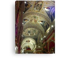 St Johns Cathedral Canvas Print
