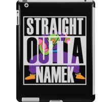 Piccolo - Straight Outta Namek iPad Case/Skin
