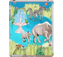 Exotic Encounters by Ro London - Menagerie Collection iPad Case/Skin