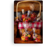 Food - Candy - Gummy bears for sale Canvas Print
