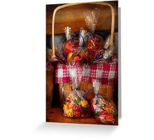 Food - Candy - Gummy bears for sale Greeting Card
