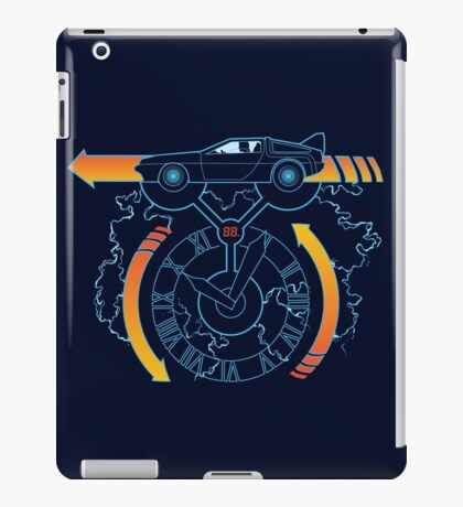 Flux Power iPad Case/Skin