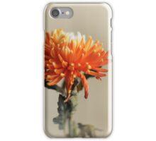 Orange Flower iPhone Case/Skin