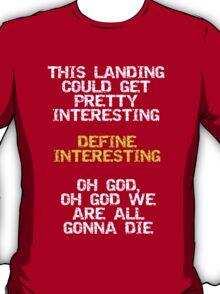 Define Interesting T-Shirt