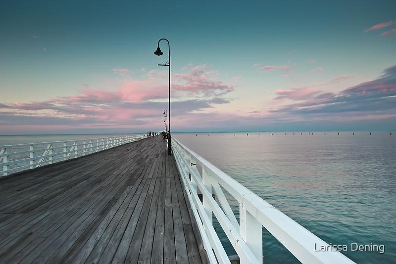 The Pier by Larissa Dening