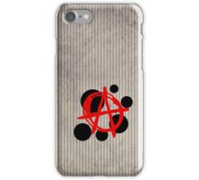 Anarchy Dots iPhone & iPod Case iPhone Case/Skin