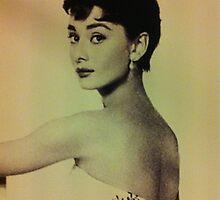 Audrey Hepburn by spitfire007
