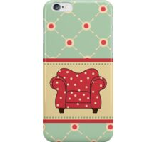 Big Red Chair iPhone & iPod Case iPhone Case/Skin