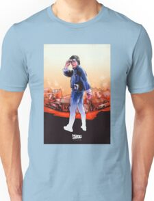 NOW IS THE FUTURE - Marty Mcfly Unisex T-Shirt