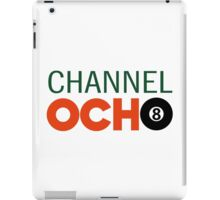 Channel Ocho iPad Case/Skin