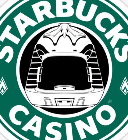 STARBUCK'S Sticker