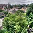 Dean Village View by Tom Gomez
