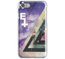 Witch house conspiracy  iPhone Case/Skin