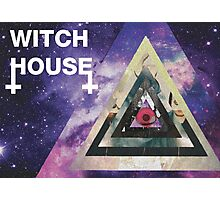 Witch house conspiracy  Photographic Print