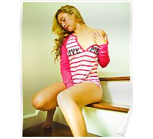 Tina-Pink-2 Poster
