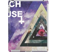 Witch house conspiracy  iPad Case/Skin