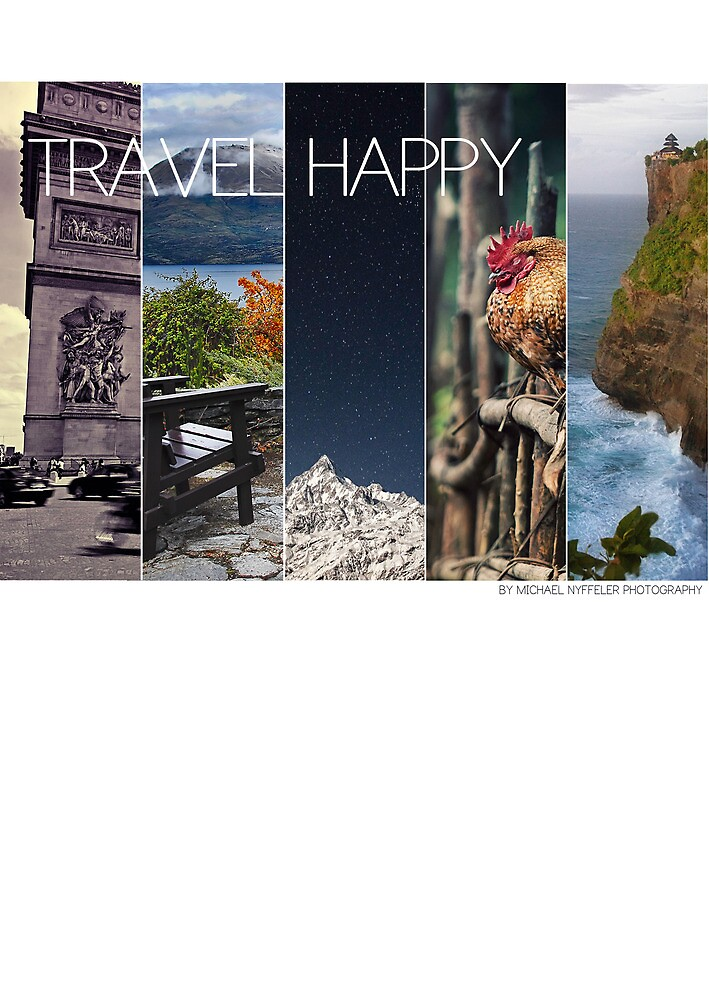 Travel Happy Calendar 2012 by mikenyff