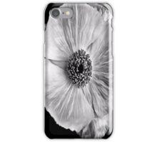 White Flower iphone case iPhone Case/Skin