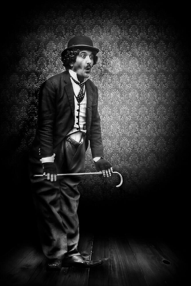 Charlie Chaplin by Don Alexander Lumsden (Echo7)