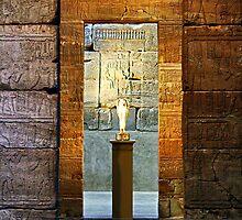 Temple of Dendur by Forrest Harrison Gerke