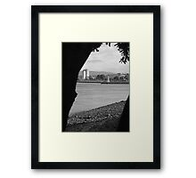 Mussel Rock Framed Print