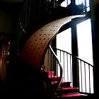 Red Carpet Stair by KathMaster