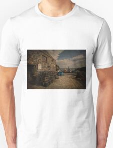 Cadgwith cove Cornwall T-Shirt