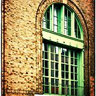 Soho Window by Forrest Harrison Gerke
