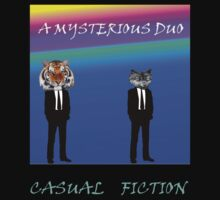 Mysterious Duo by casualfiction