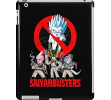 SAIYANBUSTERS iPad Case/Skin