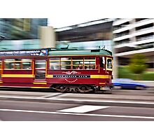 Docklands Transport Photographic Print