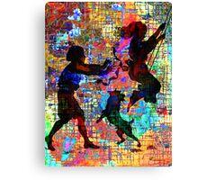 CHILDHOOD PLAY Canvas Print