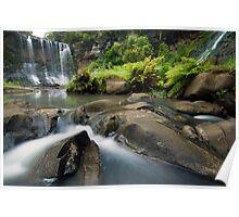 Mokoroa Falls Collection # 3 Poster