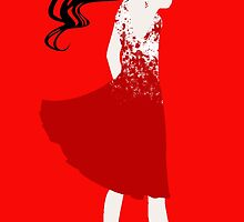 Girl of Nightmares by kbhend9715