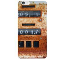 Pump iPhone Case/Skin