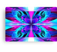 Butterfly Bows Canvas Print