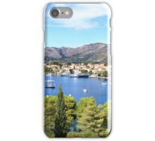 Cavtat, Croatia. iPhone Case/Skin