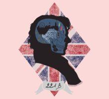 Sherlocks Mind One Piece - Long Sleeve