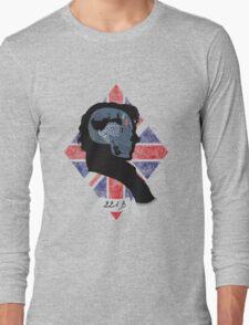 Sherlocks Mind Long Sleeve T-Shirt