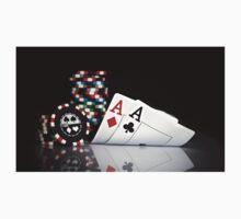 Poker Best Hand  Kids Tee