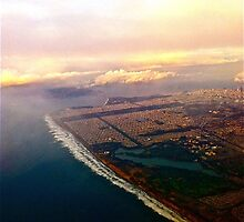San Francisco Coast by Marina Wainwright