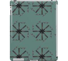 cigarette halo iPad Case/Skin