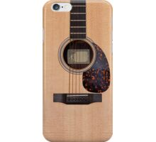 Strumming. Acoustic (iPhone & iPod case) iPhone Case/Skin