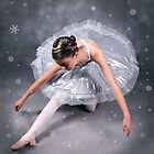 Christmas Ballerina by Sherrianne Talon